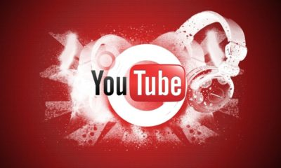 youtube, red explosion, music