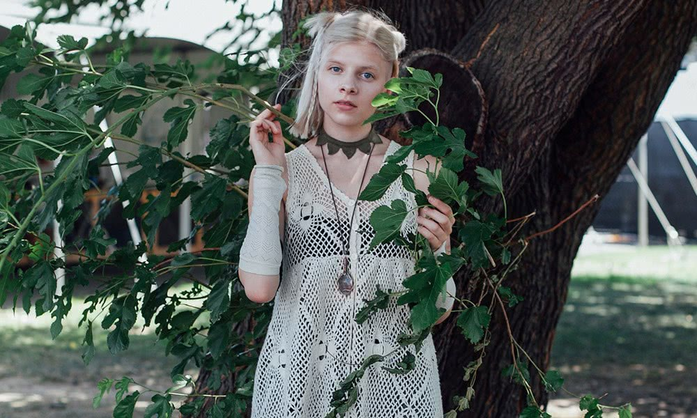Aurora has released an electrifying new single 'Forgotten Love'