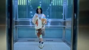 Billie Eilish Therefore I Am music video