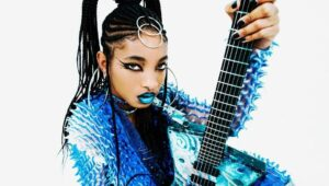 Willow Smith was bullied for listening to My Chemical Romance and Paramore