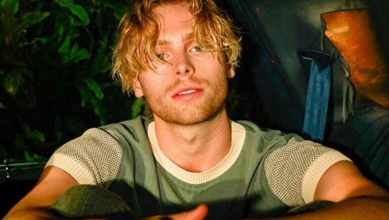 5SOS's Luke Hemmings announces solo record