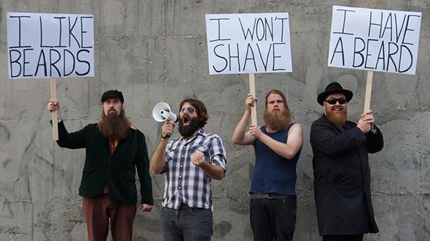 The Beards Release New Beard-Related Music, Tour Australia