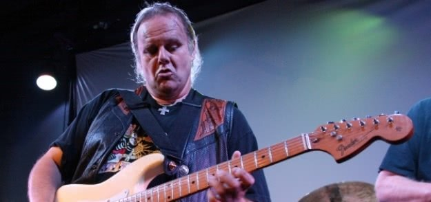Walter Trout Pulls Out of Bluefest and Sideshows
