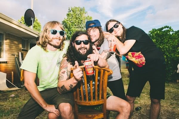 The Bennies and Morning Glory Announce 2014 Sydney Shows