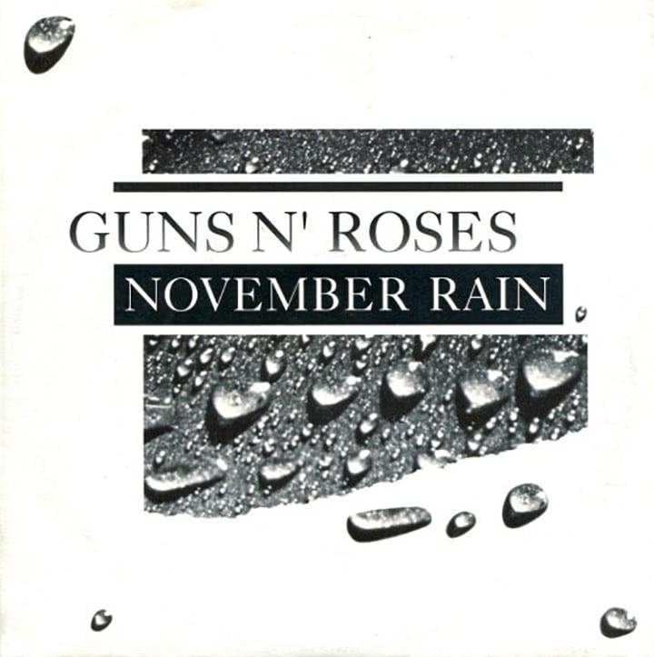 First Drafts: Guns N' Roses – 'November Rain'
