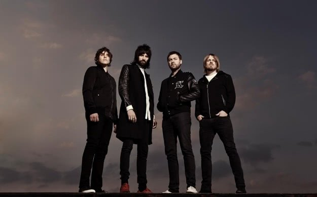 Kasabian Made The Sydney Opera House Feel Like A Football Stadium For A Rowdy Set