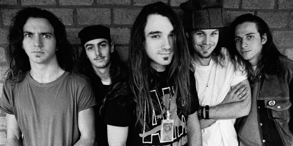 Listen to Pearl Jam's original recording of 'Alive', the song that would change the '90s