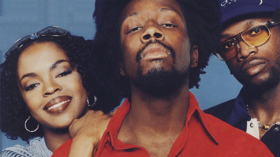 Hip-hop group The Fugees