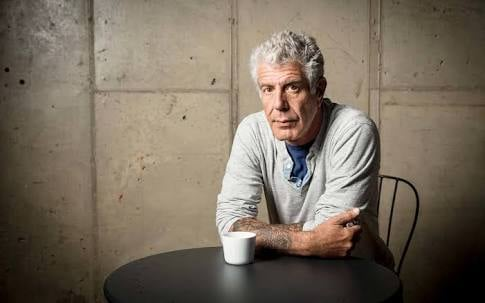 Anthony Bourdain dead at age 61