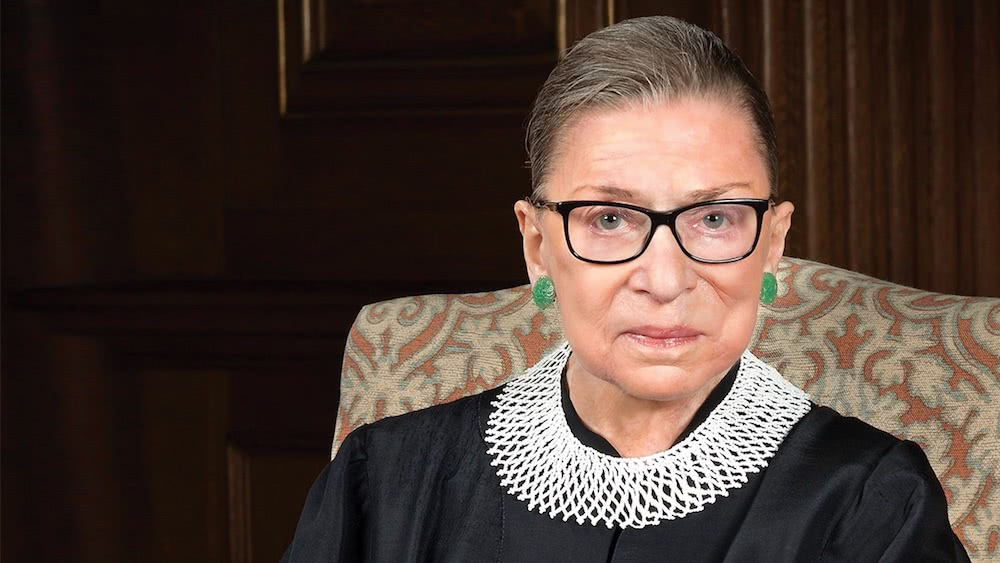 We're giving away double movie passes to 'RBG'