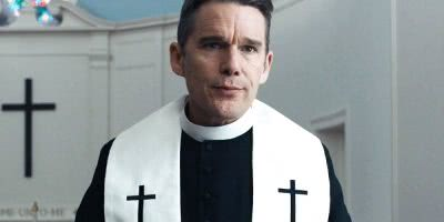 First Reformed by Paul Schrader is out now