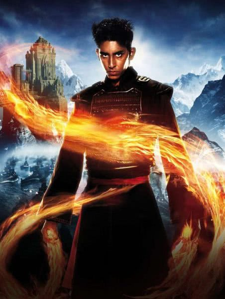 Dev Patel plays the villain in Fire Nation Prince Zuko