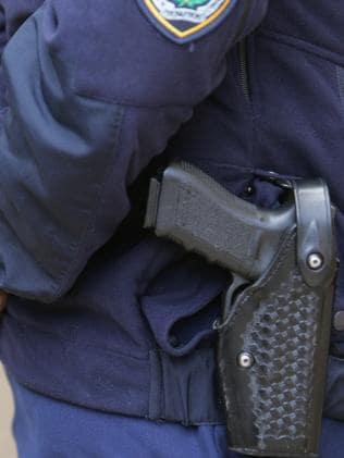 A cop fired a gun at the Ekka in Brisbane | The Brag