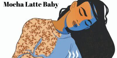 """Mocha Latte Baby"" by Sophia Melika"