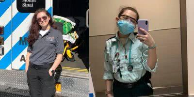 Paramedic shamed for Only Fans