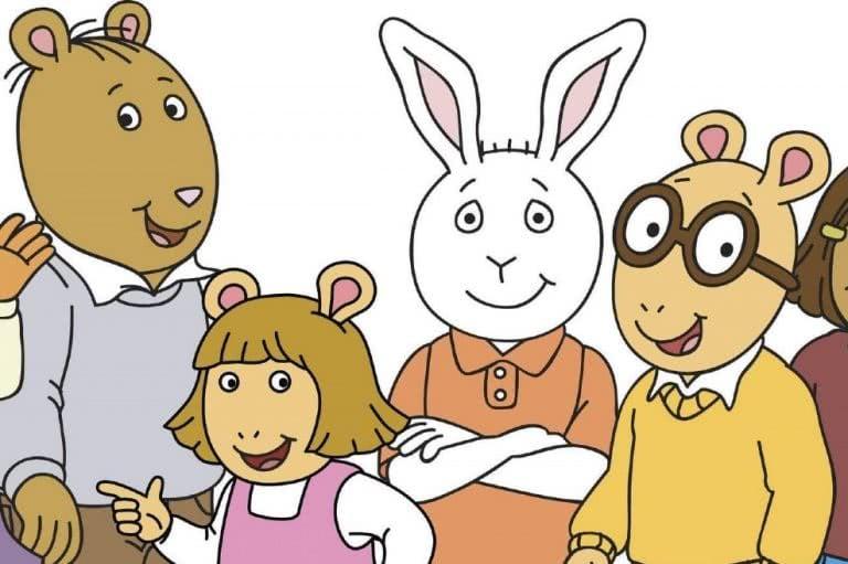 Arthur theme writer interview