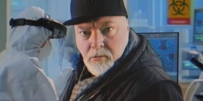 Kyle Sandilands, of all people, has a great COVID-19 vaccination advert