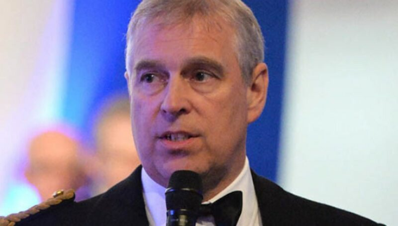 Prince Andrew sexual abuse