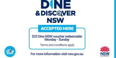 Did you know you can donate those Dine & Discover vouchers to charity?