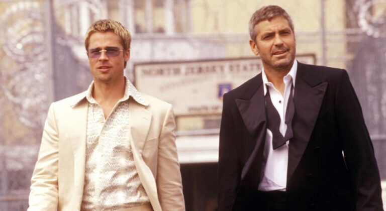 Prepare to swoon as George Clooney and Brad Pitt are reuniting for a film