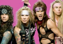 Steel Panther's Eleven Commandments Of Heavy Metal