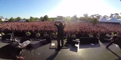 This Soundwave Doco Lets You Experience The Festival As One Of The Bands