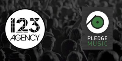 Aussie Bookers 123 Agency Announce New Parnership With PledgeMusic