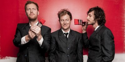 Gotye And His Bandmates To Enter Politics, & They Want Your Vote