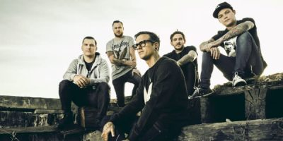 The Amity Affliction Frontman Addresses Lead Guitarist Split