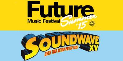 Soundwave & Future Music Festival 2015 Lineups Expand