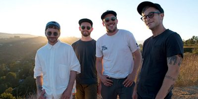 Touring Australia With Portugal. The Man