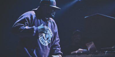 Ghostface Killah & Pharoahe (Block Party 2)
