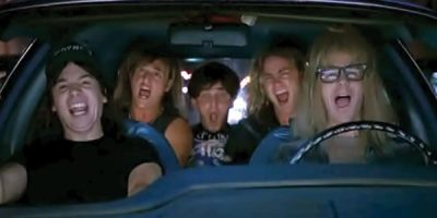 A Wayne's World-Inspired Pop-Up Bar Is Coming To Australia