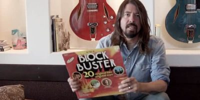 Dave Grohl Pens Must-Read Love Letter To Vinyl Records