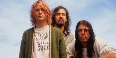 Nirvana's Self-Titled Album Is Coming To Vinyl For The First Time