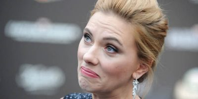 Scarlett Johansson's New Band Already Hit With Cease-And-Desist Order