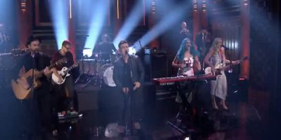 Aussie Band Blow The Roof Off Jimmy Fallon During Live Performance