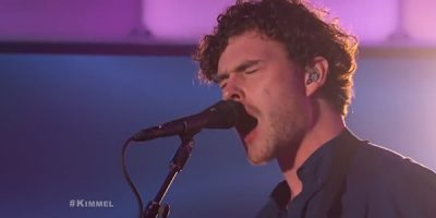Vance Joy Just Delivered Two Incredible Performances On Jimmy Kimmel Live