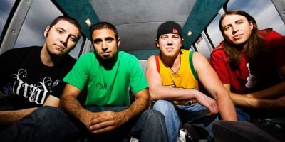 The 8 Records That Changed Rebelution's Lives