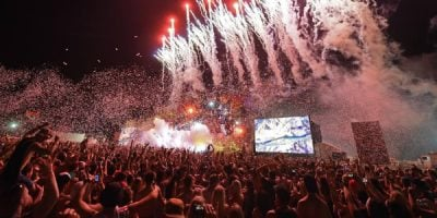 Three Hospitalised, 209 Charged With Drugs At Aussie Music Festivals