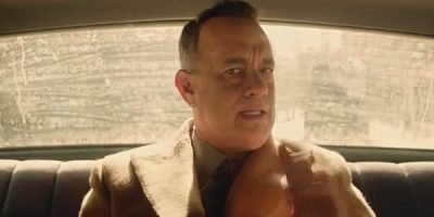 Watch Tom Hanks Awkwardly Lip Sync In This Incredibly Uncomfortable Music Video