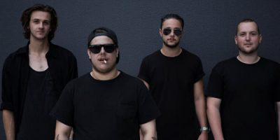 Premiere: Melbourne Hardcore Legends Earth Caller Drop Debut LP