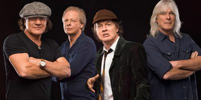 Every Song By AC/DC Is The Same, Here's The Official Proof