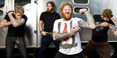 It's Official: Every Supergroup Must Have At Least One Mastodon Member