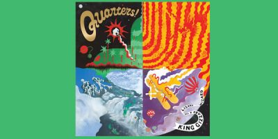 King Gizzard & The Lizard Wizard's 'Quarters!' Reviewed In Quarters