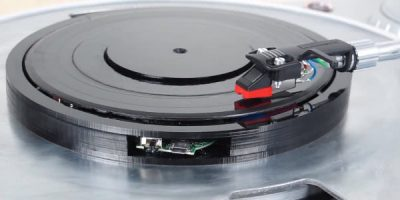 Meet The Vinyl Record That Will Turn Into Any Album You Want