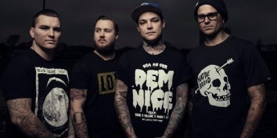 The Amity Affliction Are Releasing A Documentary & The Trailer Is Incredible