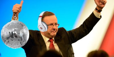 Labor Politician Anthony Albanese's DJ Playlist Is Surprisingly Good