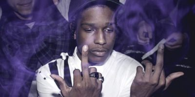 A$AP Rocky T-Shirt Pulled From Stores Following Backlash