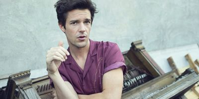 Brandon Flowers Says The Killers Are The Best Band Of The Last 15 Years